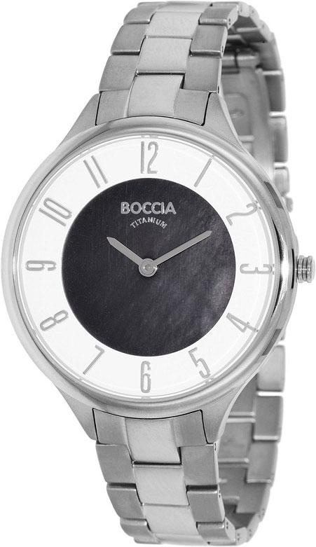 Женские часы Boccia Titanium 3240-04 цена