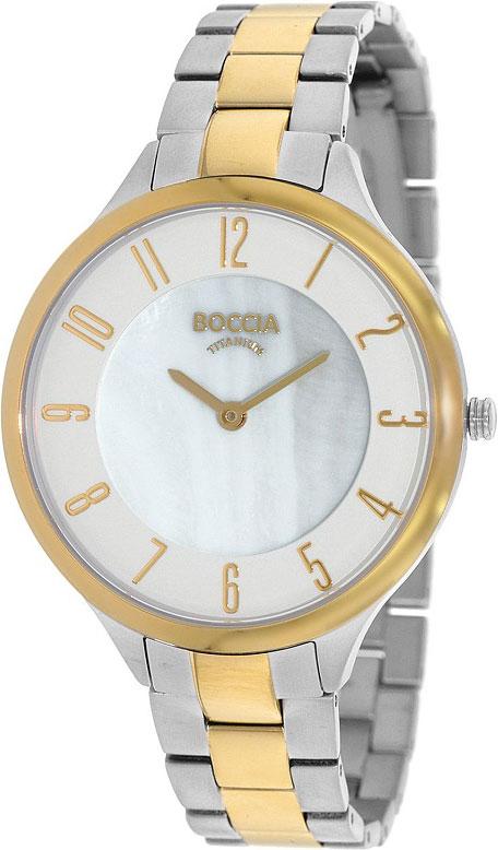 Женские часы Boccia Titanium 3240-05 boccia отзывы