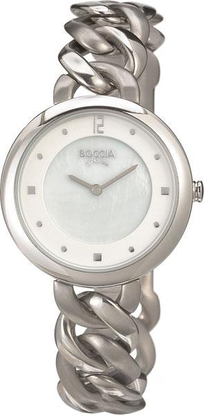 Женские часы Boccia Titanium 3242-01