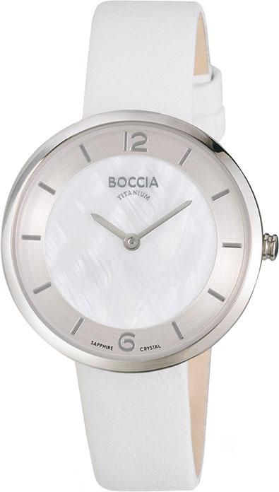 цены на Женские часы Boccia Titanium 3244-01 в интернет-магазинах