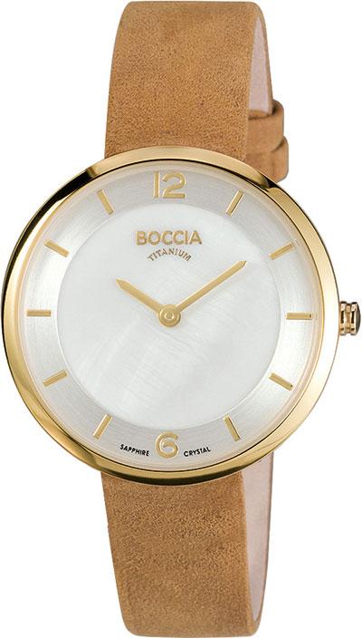 цены на Женские часы Boccia Titanium 3244-03 в интернет-магазинах