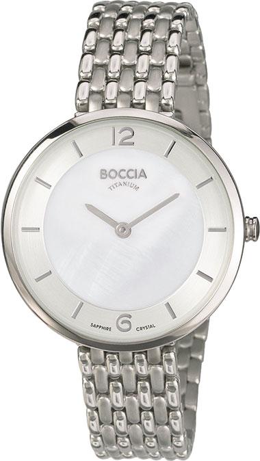 Женские часы Boccia Titanium 3244-05