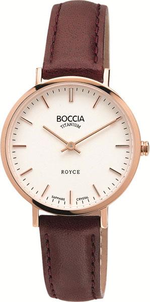 Женские часы Boccia Titanium 3246-08 Женские часы Pierre Ricaud P21032.115GQZ