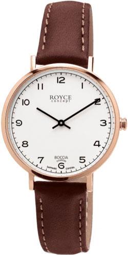Женские часы Boccia Titanium 3246-04 женские часы boccia titanium 3246 02