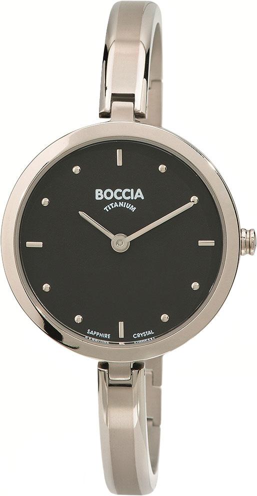 купить Женские часы Boccia Titanium 3248-01 онлайн