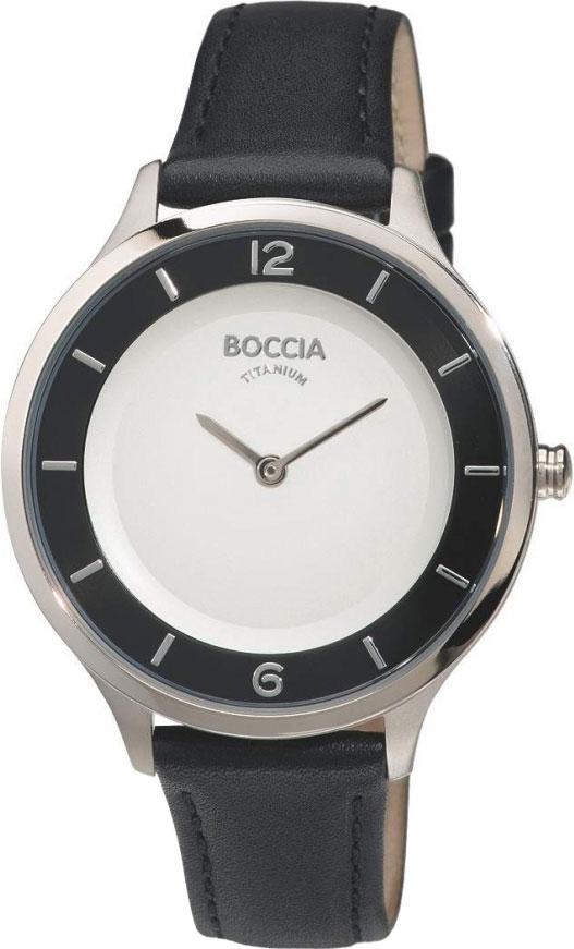 Женские часы Boccia Titanium 3249-01