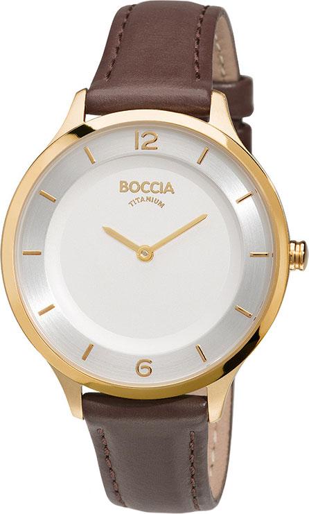 Женские часы Boccia Titanium 3249-04