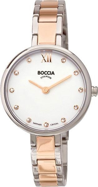Женские часы Boccia Titanium 3251-02