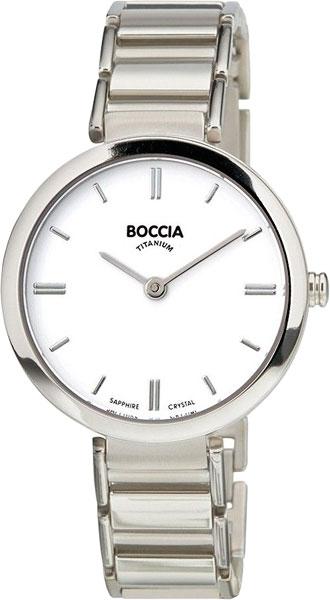 Женские часы Boccia Titanium 3252-01 цена и фото