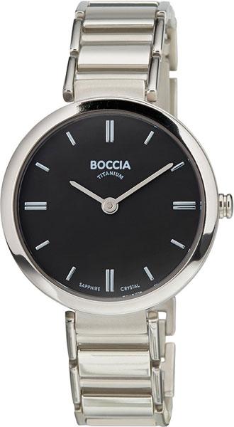 цена Женские часы Boccia Titanium 3252-02-ucenka онлайн в 2017 году