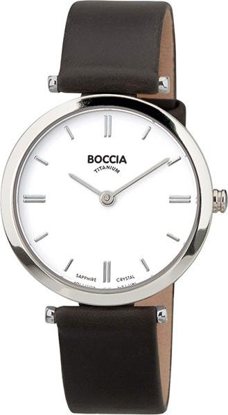 Женские часы Boccia Titanium 3253-01 boccia bcc 3253 01