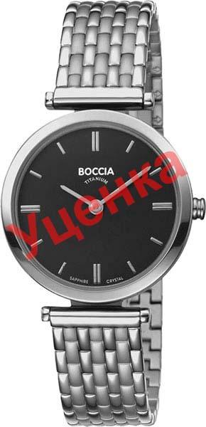Женские часы Boccia Titanium 3253-04-ucenka boccia часы boccia 3253 01 коллекция titanium