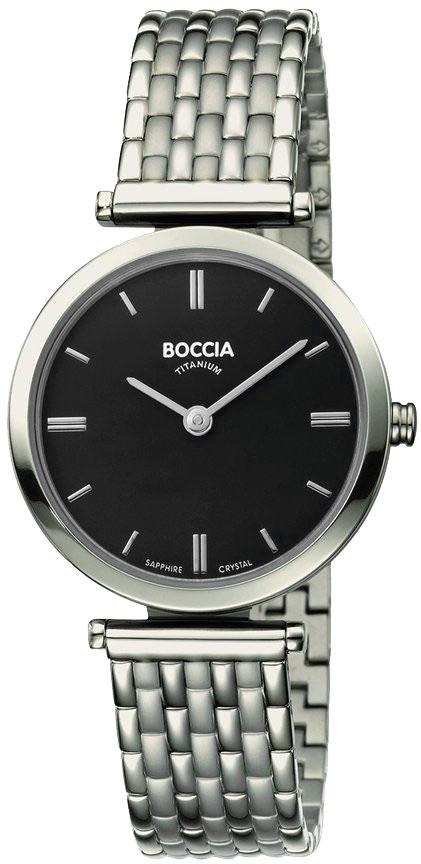 Женские часы Boccia Titanium 3253-04