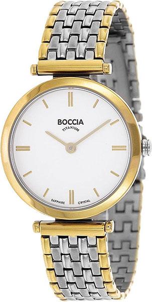 Женские часы Boccia Titanium 3253-05 boccia bcc 3253 01