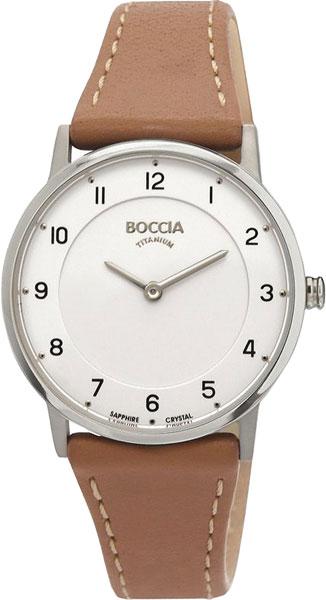 где купить  Женские часы Boccia Titanium 3254-01  по лучшей цене