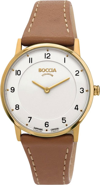 купить Женские часы Boccia Titanium 3254-02 по цене 8240 рублей