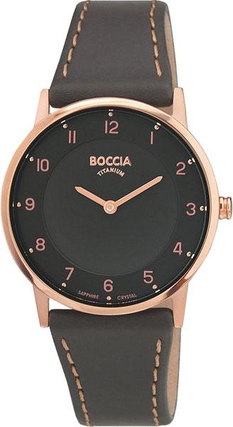 Женские часы Boccia Titanium 3254-03