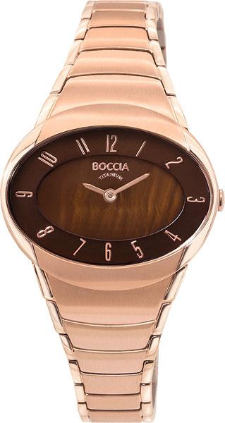 Женские часы Boccia Titanium 3255-01 boccia bcc 3255 04