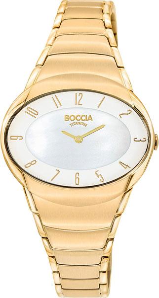 Женские часы Boccia Titanium 3255-02 boccia bcc 3255 04