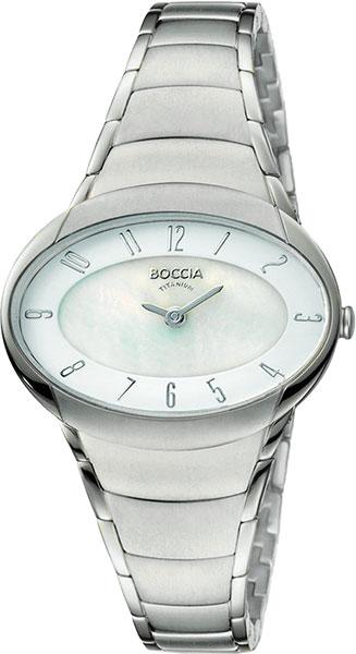 Женские часы Boccia Titanium 3255-03 boccia bcc 3255 04
