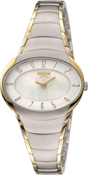Женские часы Boccia Titanium 3255-04 boccia titanium 3567 04 boccia titanium page 4