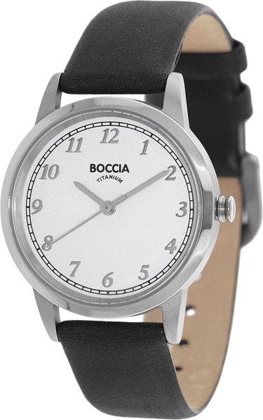 цена Женские часы Boccia Titanium 3257-01 онлайн в 2017 году