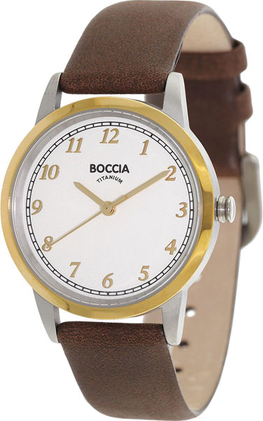 лучшая цена Женские часы Boccia Titanium 3257-02