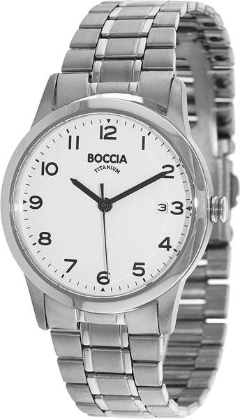 где купить Женские часы Boccia Titanium 3258-01 по лучшей цене