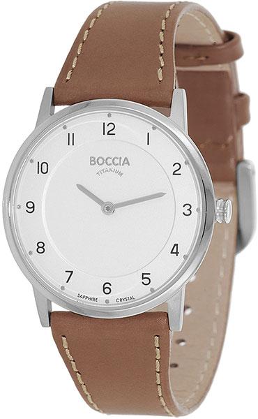 где купить Женские часы Boccia Titanium 3259-01 по лучшей цене
