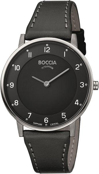 лучшая цена Женские часы Boccia Titanium 3259-02