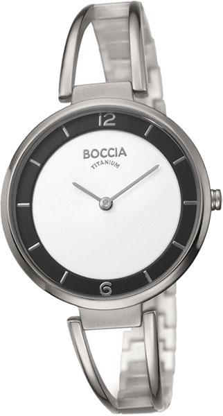 Женские часы Boccia Titanium 3260-01 john