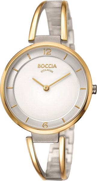 где купить  Женские часы Boccia Titanium 3260-02  по лучшей цене