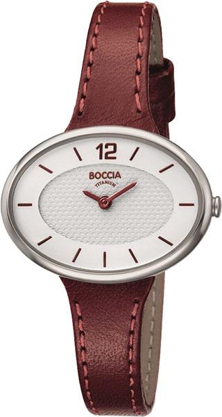 Женские часы Boccia Titanium 3261-04 boccia titanium 3567 04 boccia titanium page 4