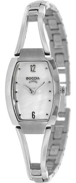 Женские часы Boccia Titanium 3262-01
