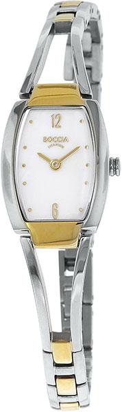 Женские часы Boccia Titanium 3262-02 все цены