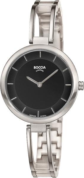 Женские часы Boccia Titanium 3264-02 цена и фото