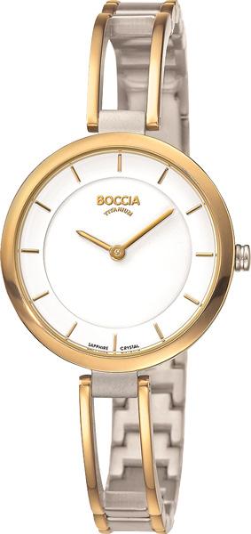 Женские часы boccia titanium 3264-03