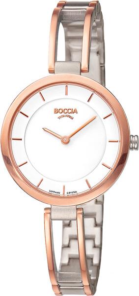 где купить Женские часы Boccia Titanium 3264-04 по лучшей цене