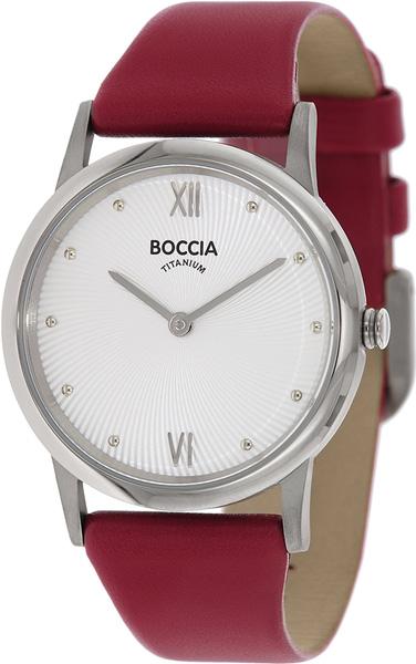 Женские часы Boccia Titanium 3265-01