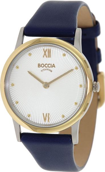 купить Женские часы Boccia Titanium 3265-02 по цене 6160 рублей