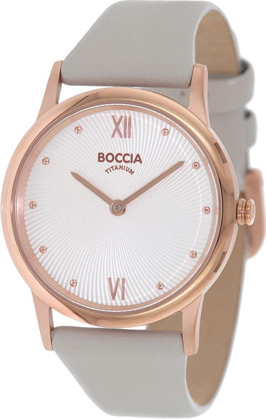 лучшая цена Женские часы Boccia Titanium 3265-03