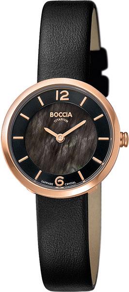 Женские часы Boccia Titanium 3266-03 женские часы boccia titanium 3266 03