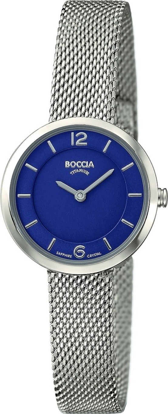 Женские часы Boccia Titanium 3266-05 женские часы boccia titanium 3266 03