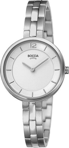 цена Женские часы Boccia Titanium 3267-01 онлайн в 2017 году