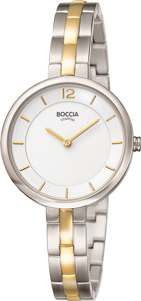 купить Женские часы Boccia Titanium 3267-02 по цене 7640 рублей