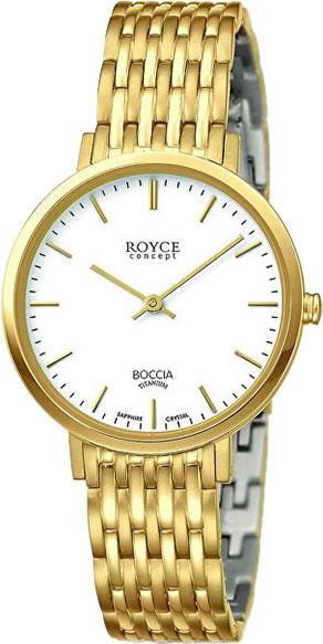 Женские часы в коллекции Circle-Oval Женские часы Boccia Titanium 3270-02 фото