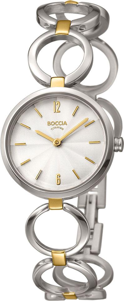 лучшая цена Женские часы Boccia Titanium 3271-02