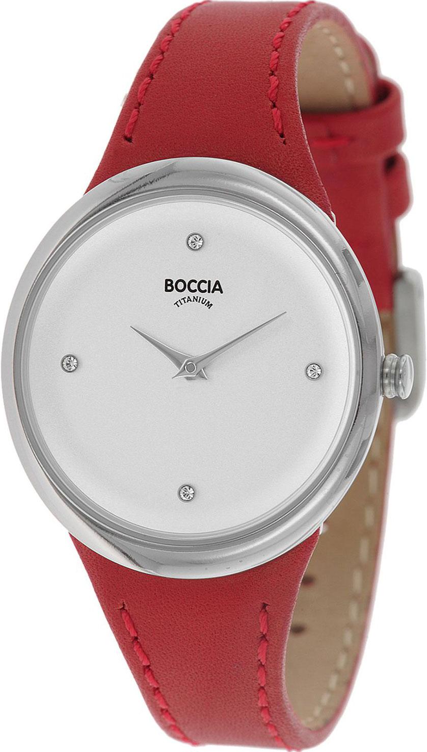 Женские часы Boccia Titanium 3276-05 boccia bcc 597 05
