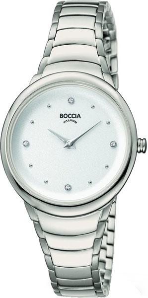 Женские часы Boccia Titanium 3276-09