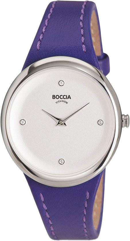 Женские часы Boccia Titanium 3276-11